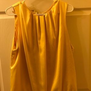 Liz Claiborne sleeveless top- size XL